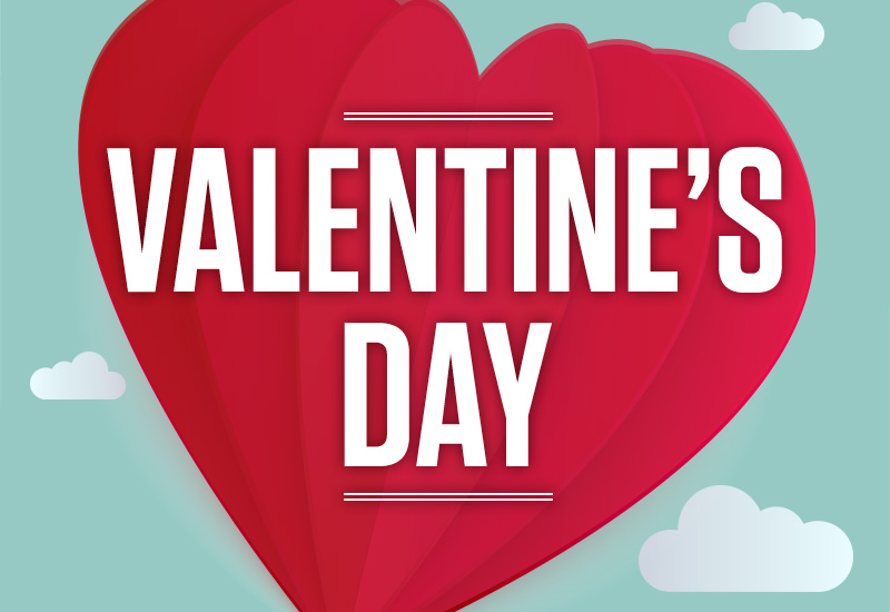 Valentine's Day at Sizzling Pubs