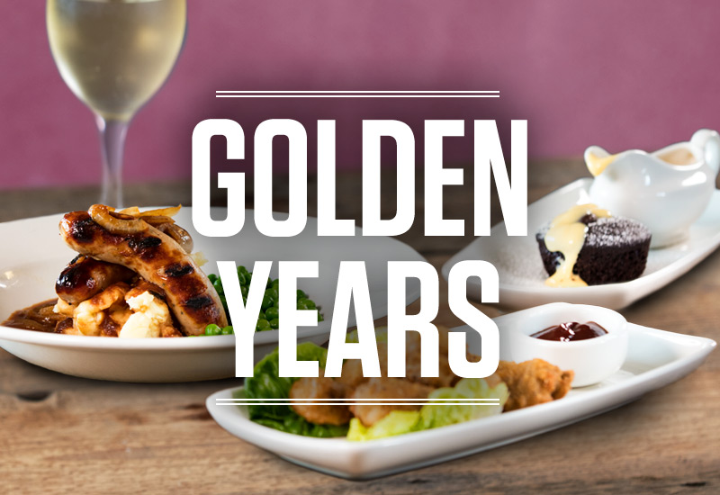 Golden Years at The Woolpack