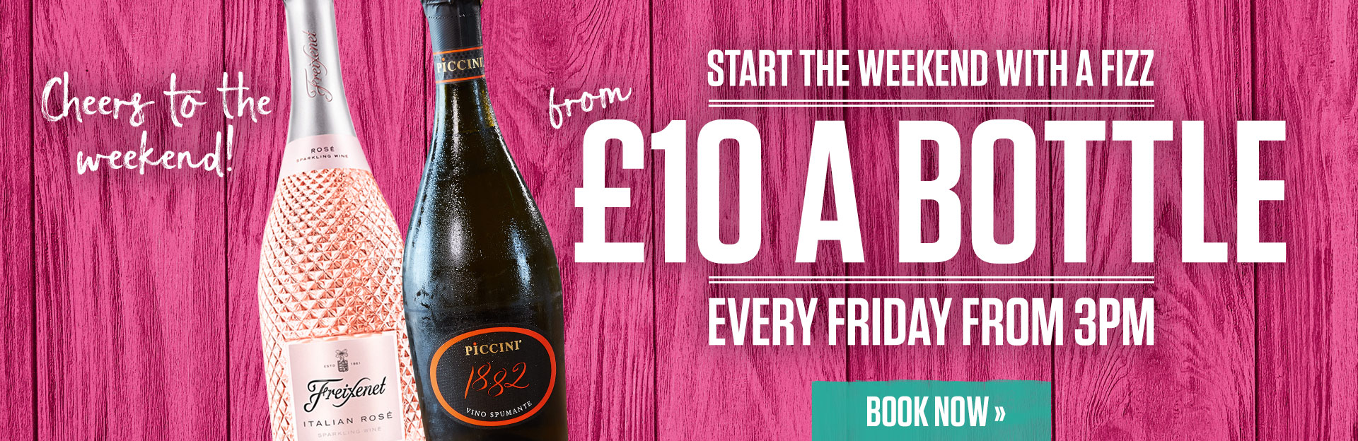 Fizz Friday at Sizzling