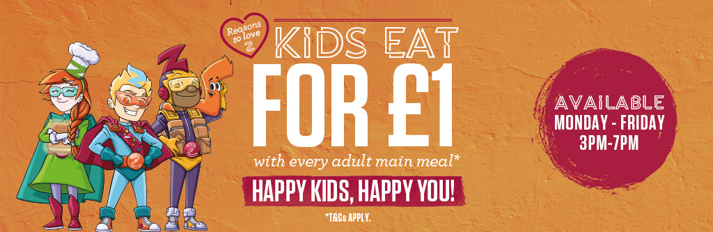 kids eat for a pound