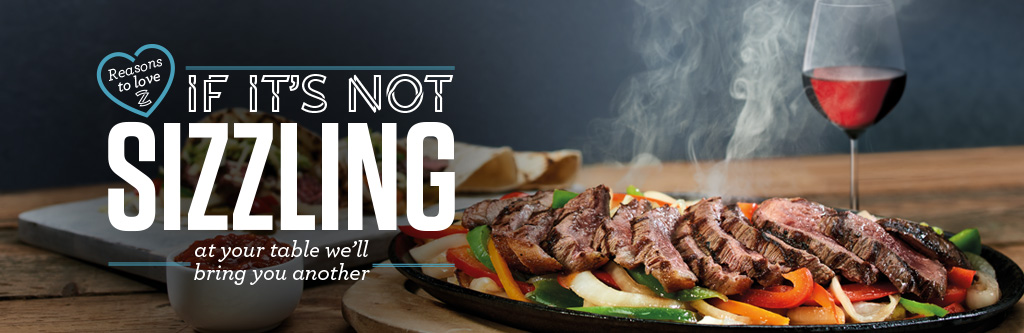 The Skillet Guarantee at Sizzling Pubs
