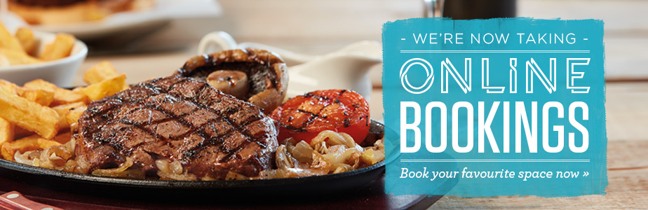 Book Online at The Wrose Bull