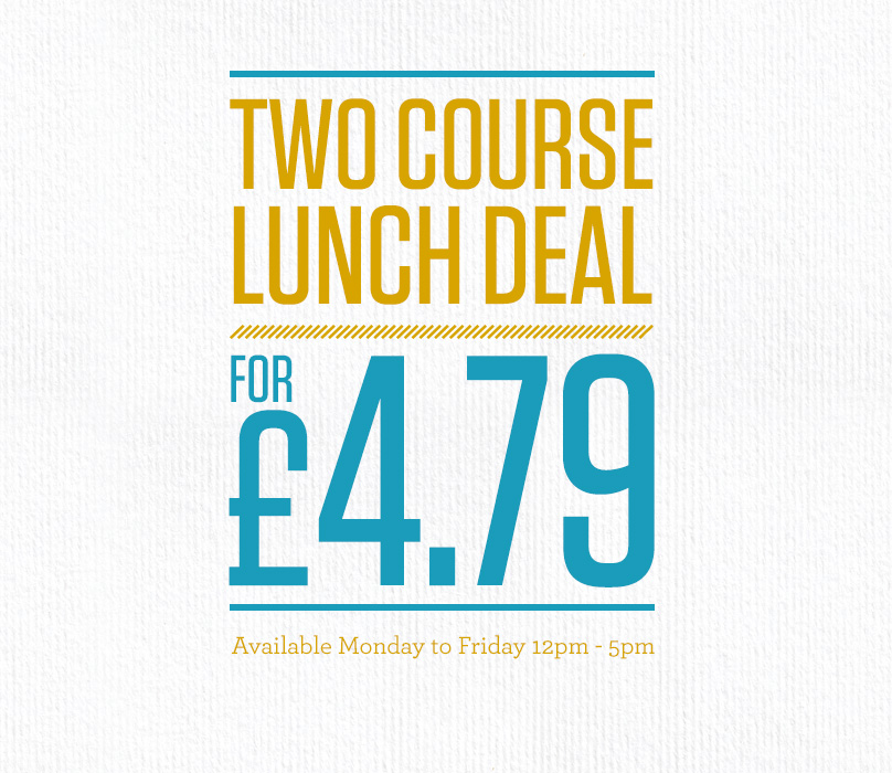 Lunch Deal