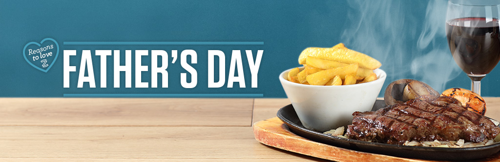 Father's Day at Sizzling Pubs