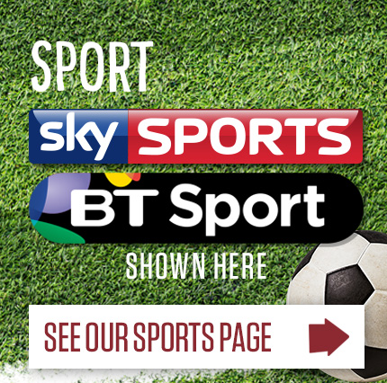 Sports at Sizzling