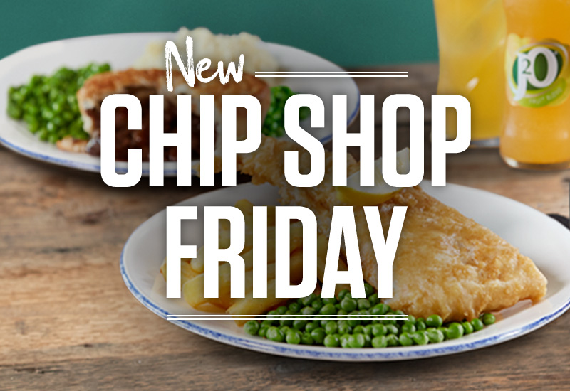 Chip Shop Fry-day