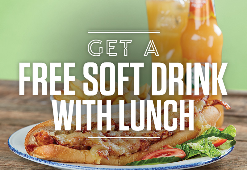 Lunch Deal at Red Lion