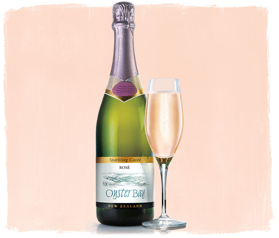Oyster Bay Prosecco available at Sizzling Pub & Grill