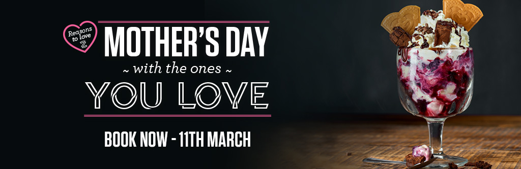 Mother's Day at Sizzling - Book Now