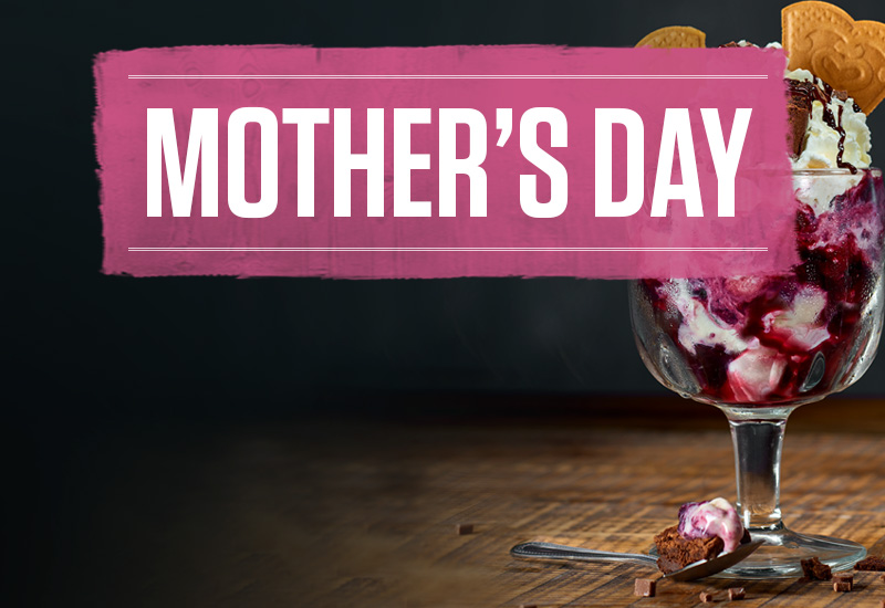 Mother's Day at Sizzling