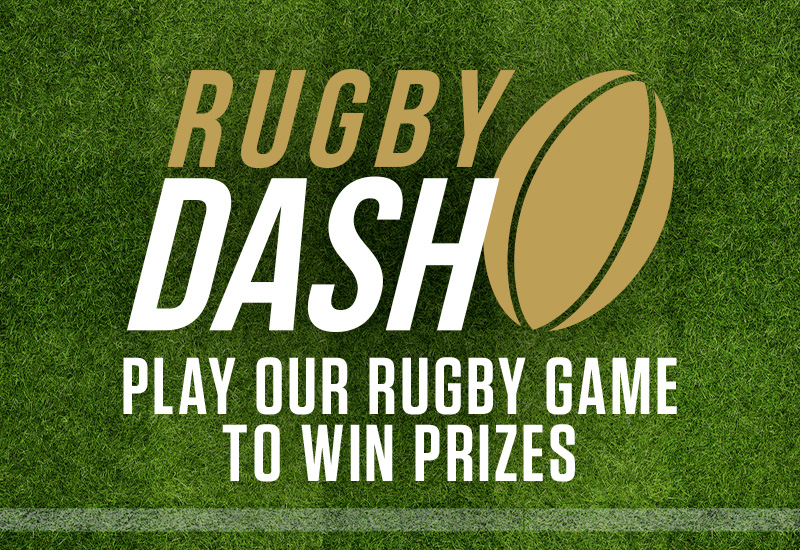 Download Sizzling app to play Rugby Dash