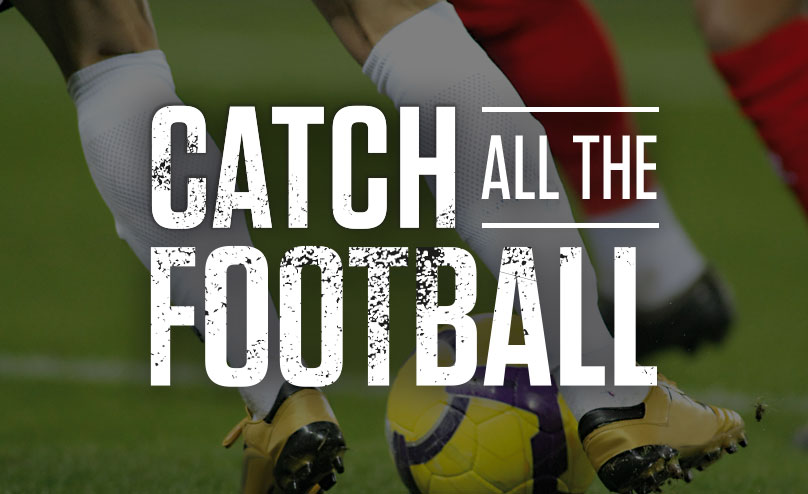 Watch the football