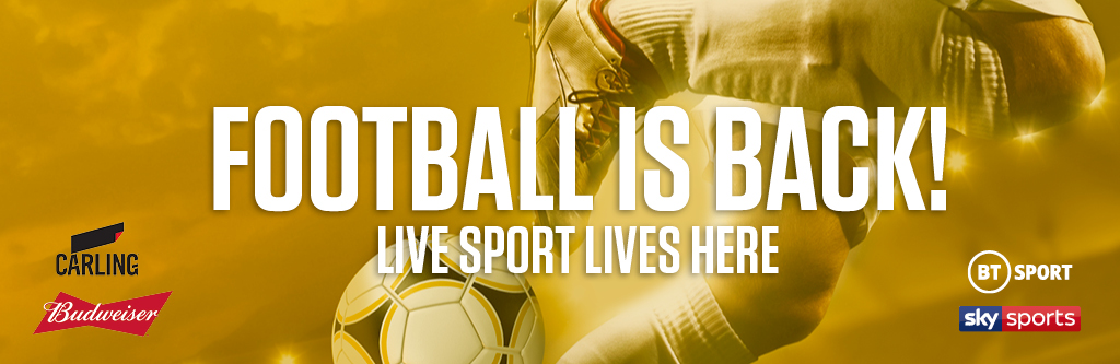 Live Sports at Black Horse Illey Lane